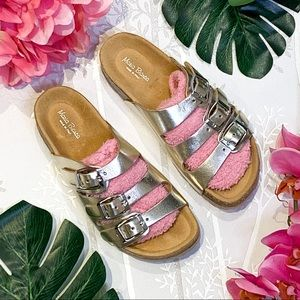 Maria Bianca Girls Sandals Made in Italy Size 1